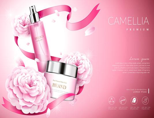 طرح محصولات آرایشی تبلیغاتی