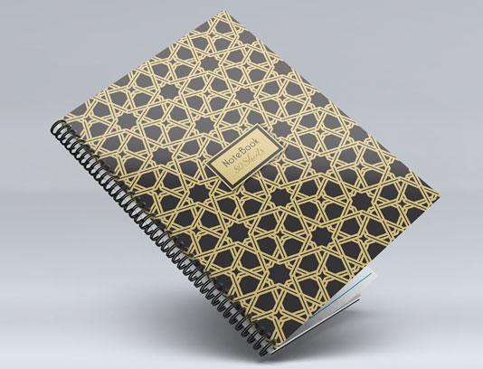 جلد دفتر طرح اسلامی