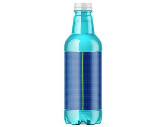 موکاپ بطری آب