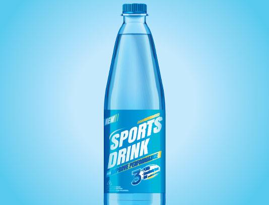 وکتور بطری آب معدنی
