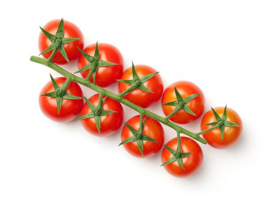 عکس گوجه گیلاسی خلاقانه