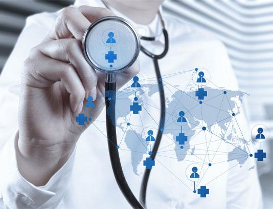 عکس شبکه جهانی پزشکان