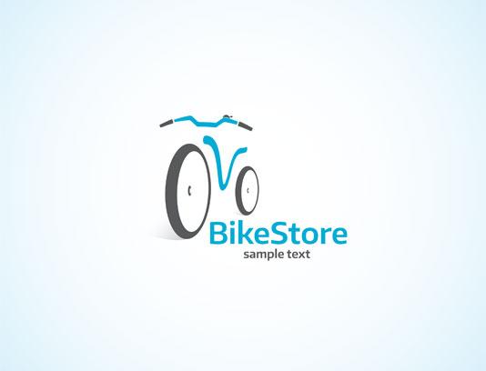 وکتور لوگو ی دوچرخه