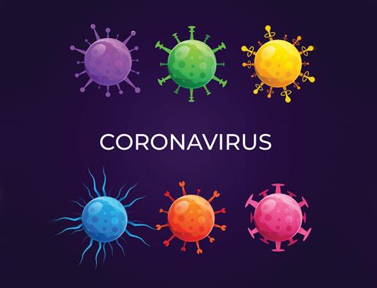 وکتور ویروس کرونا با کیفیت