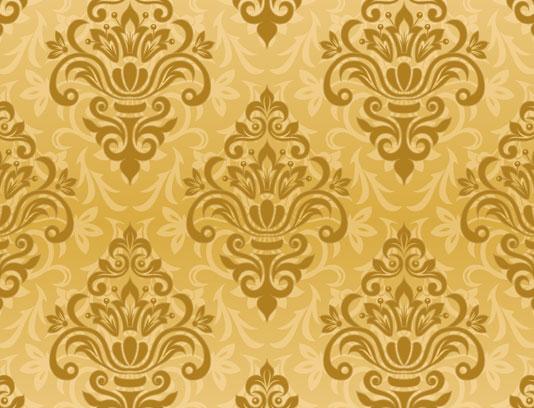 پترن کلاسیک طلایی