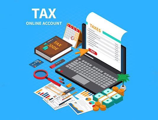 وکتور پرداخت آنلاین مالیات