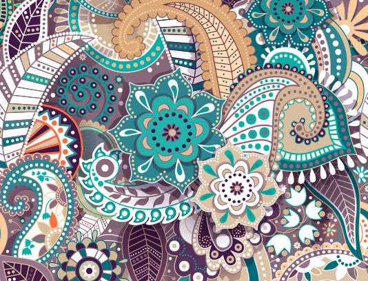 طرح پس زمینه سنتی با کیفیت
