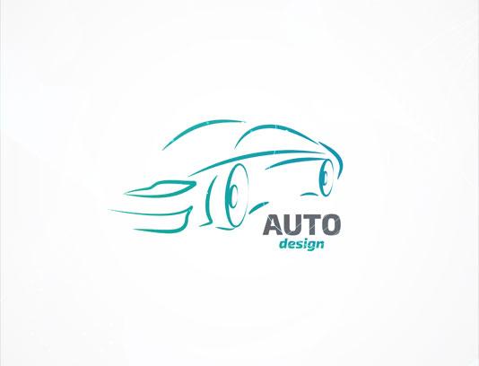 وکتور لوگو طراحی خودرو