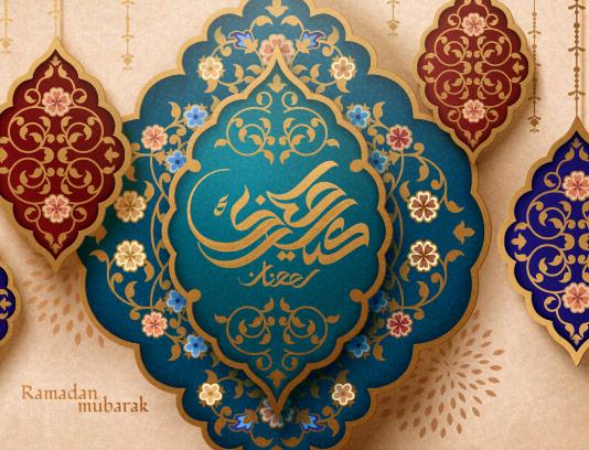 طرح بکگراند ماه مبارک رمضان