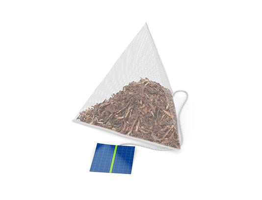 موکاپ بسته بندی چای کیسه ای