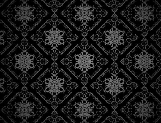طرح پس زمینه سنتی مشکی