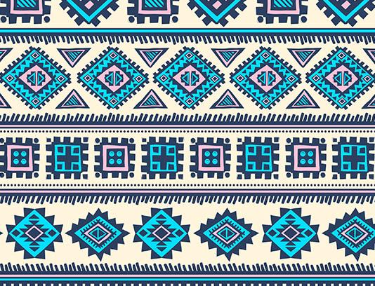 طرح پس زمینه و پترن سنتی