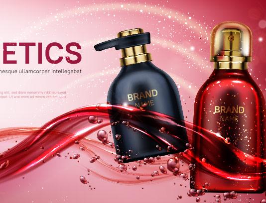 محصولات آرایشی و بهداشتی تبلیغاتی