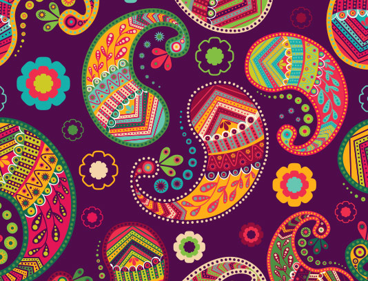 وکتور پس زمینه سنتی و رنگی