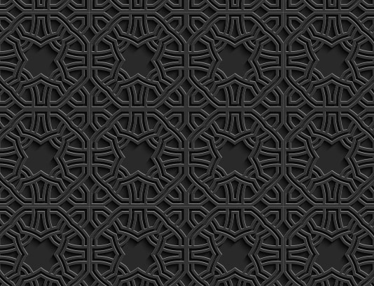 طرح پس زمینه سنتی مشکی رنگ