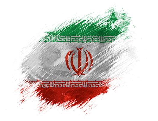 عکس پرچم ایران گرانج