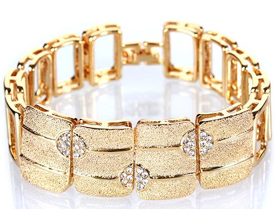 عکس دستبند طلا دخترانه