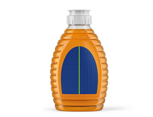 موکاپ بسته بندی عسل با کیفیت