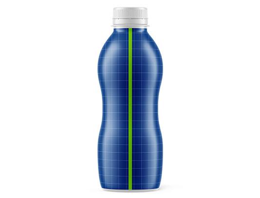 موکاپ بطری آبمیوه پلاستیکی
