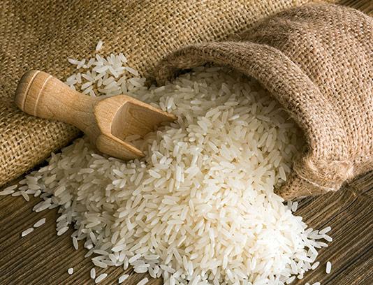 عکس برنج با کیسه کنفی