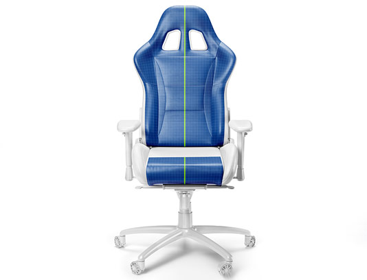 موکاپ صندلی چرخدار