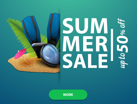 وکتور فروش ویژه تابستانه