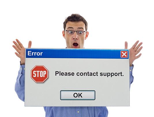 عکس پشتیبانی سایت با کیفیت