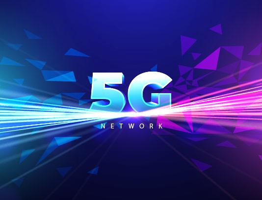 وکتور اینترنت ۵G با کیفیت