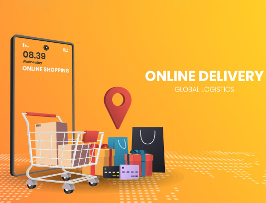 وکتور خرید آنلاین خلاقانه