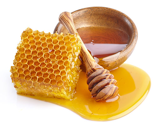 عکس موم زنبور عسل