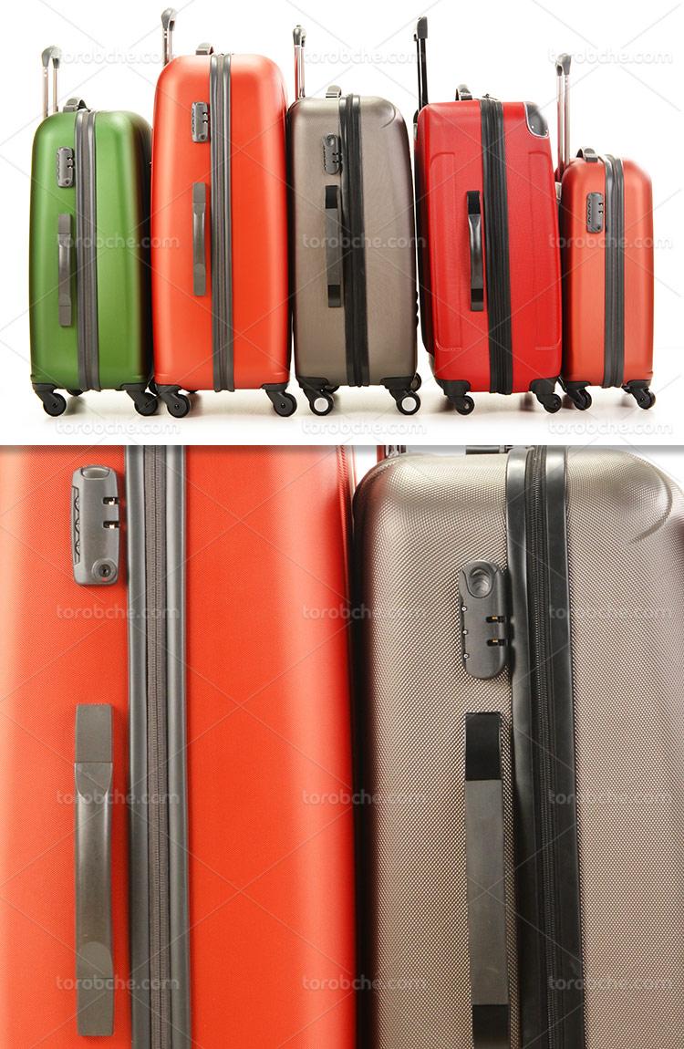 عکس انواع چمدان با کیفیت