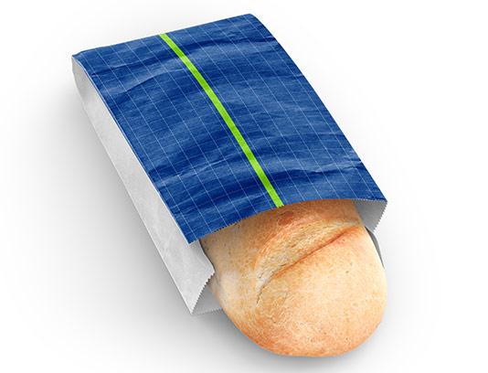 موکاپ بسته بندی نان فانتزی با کیفیت