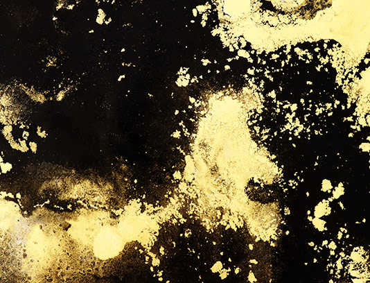 تکسچر و بکگراند مشکی طلایی