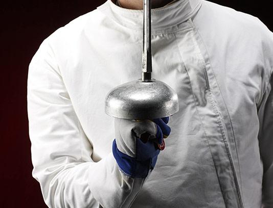 عکس شمشیر زنی با کیفیت