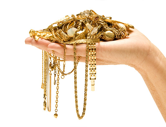 عکس زیور آلات طلا