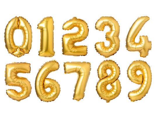 عکس بادکنک عددی با کیفیت