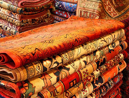 عکس فرش سنتی با کیفیت