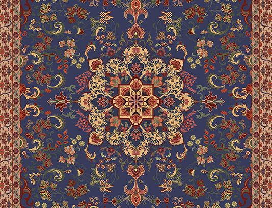عکس فرش و گلیم ایرانی
