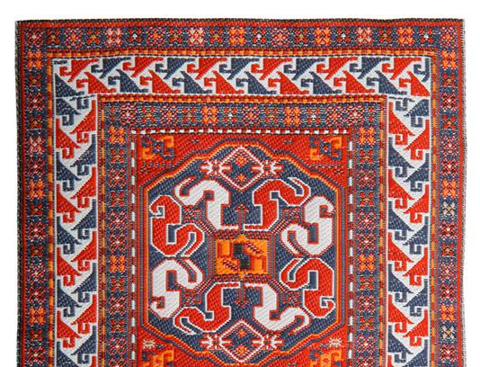 عکس فرش و گلیم سنتی