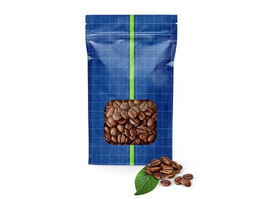 موکاپ بسته بندی کاغذی قهوه