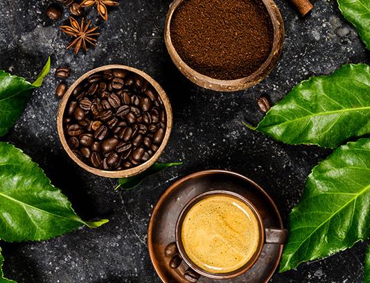 عکس قهوه با کیفیت بالا