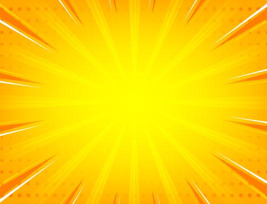 وکتور پس زمینه نور طلایی