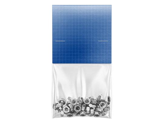موکاپ بسته بندی مهره فلزی