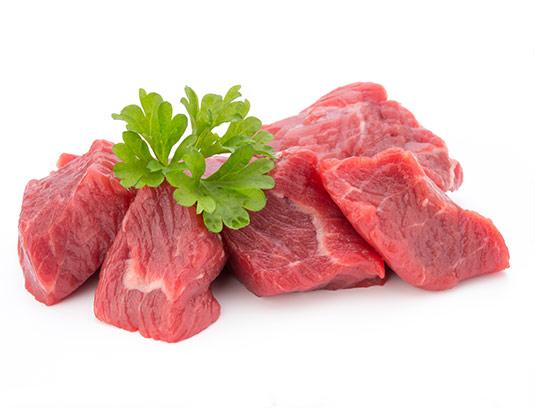 عکس تکه های گوشت قرمز