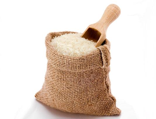 عکس کیسه برنج با کیفیت