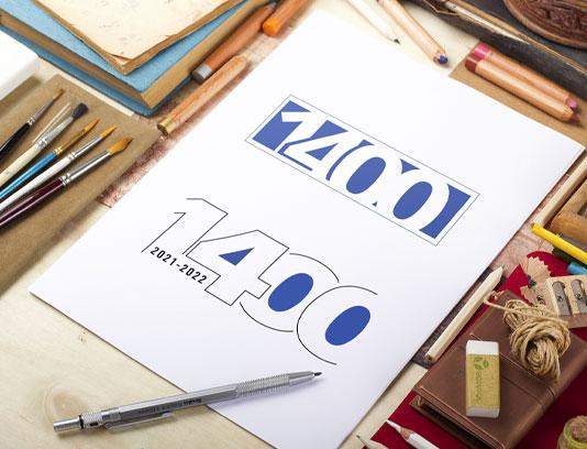 تایپوگرافی عددی 1400