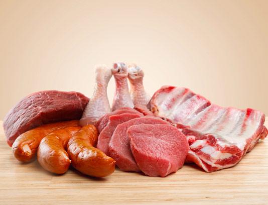 عکس انواع گوشت با کیفیت