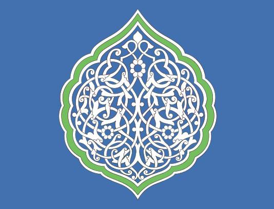 وکتور تذهیب اسلامی