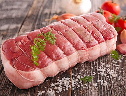 عکس گوشت قرمز با سبزیجات