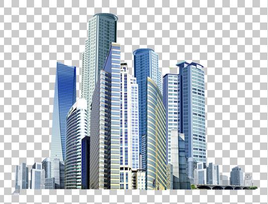عکس دوربری شده ساختمان